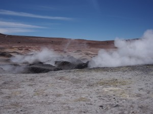 These geysers met with B's approval